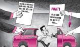 CSGT đòi cà vẹt xe để làm gì?