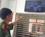 Camera hồng ngoại bắt 'cát tặc' trên sông Đồng Nai