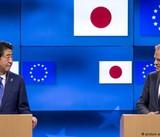 Nhật và EU 'ngược đường' ông Trump