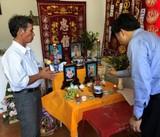 Bộ GD- ĐT thăm gia đình GV, HS vụ sạt lở đất ở Nha Trang