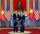 Tổng thống Mỹ gửi lời chia buồn đến nhân dân Việt Nam