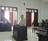 Y án tử dù bị cáo từng tham gia phòng, chống tội phạm