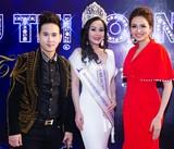 Ngắm các sao tràn ngập tiệc 'khủng' của hoa hậu Vũ Thị Loan