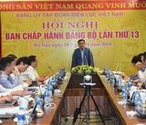 Đảng ủy EVN đã hoàn thành các nhiệm vụ trong 9 tháng 2018