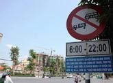 Tài xế kiện CSGT về biển báo giao thông bị thua kiện