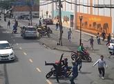 Băng trộm công nghệ cao chuyên đá nóng xe SH ở Sài Gòn
