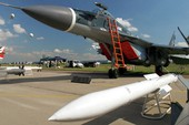 MiG thử nghiệm máy bay chiến đấu mới cho hải quân Nga