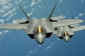 """Mĩ xây dựng chiến thuật tác chiến cực nhanh cho """"Chim ăn thịt"""" tàng hình F-22"""