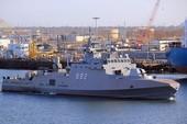 Mỹ bàn giao siêu tàu tên lửa cao tốc cho Ai Cập