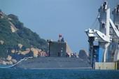 Tàu ngầm thứ hai sắp được bàn giao cho Việt Nam