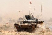 Việt Nam đang nghiên cứu mua tăng T-90?
