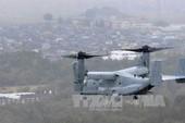 Mỹ sẽ bán sáu máy bay trực thăng Osprey cho Israel