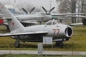 Khám phá bảo tàng hàng không quốc gia của Ucraine