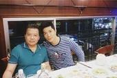 Những ông bố danh giá của sao Việt