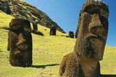 Một ngày trên đảo Phục Sinh