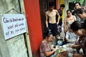 Thưởng thức quà sáng ở phố cổ Hà Nội chỉ... vài ngàn đồng