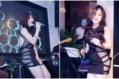 """Phạt quán bar để ca sỹ Hương Tràm """"mặc phản cảm biểu diễn"""""""