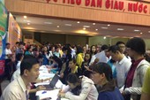 Trường ĐH Kinh tế TP.HCM công bố chỉ tiêu tuyển sinh