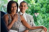 Ông Obama lãng mạn trong ngày sinh nhật vợ