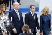 Lần đầu Tổng thống Trump mở 'quốc yến' đón khách