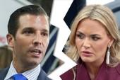 Quý tử nhà Tổng thống Trump bất ngờ ly hôn