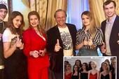 Triệu phú Nga kén vợ trên kênh truyền hình