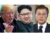 Tổng thống Moon có thể dự hội nghị 3 bên Mỹ-Hàn-Triều