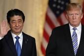 Ông Trump và Abe sẽ gặp nhau trước hội nghị Mỹ-Triều