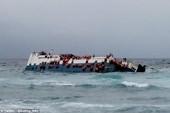 Phà chở 140 hành khách bị chìm, ít nhất 6 người thiệt mạng
