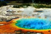 Xuất hiện nhiều vết nứt khổng lồ gần siêu núi lửa Yellowstone