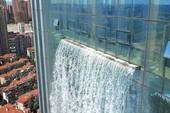Chiêm ngưỡng thác nước nhân tạo cao 108 m
