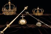 Ráo riết truy tìm vương miện Hoàng gia Thụy Điển bị đánh cắp