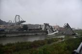 Sập cầu cao tốc ở Ý, ít nhất 10 người thương vong