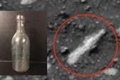 Phát hiện chai thủy tinh trên bề mặt sao Hỏa?