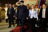 Mỹ áp lệnh trừng phạt mới lên đệ nhất phu nhân Venezuela