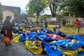 Những hình ảnh rúng động thế giới về thảm họa ở Indonesia