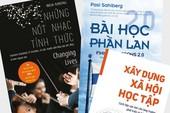 'Tặng sách cuối tuần' tặng bạn đọc 3 bộ sách về giáo dục
