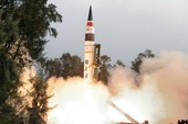Ấn Độ thử tên lửa đạn đạo hạt nhân