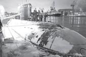 Những dấu mốc quan trọng của tàu ngầm Hà Nội