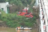 Nhảy sông Đồng Nai cứu vợ tự tử, chồng mất tích