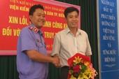 VKS Biên Hòa xin lỗi lái tàu vụ tai nạn cầu Ghềnh