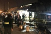 1 công nhân bị nhóm côn đồ đâm chém chết trong đêm