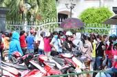 Lãnh đạo công ty nợ lương 2.000 công nhân rời Việt Nam