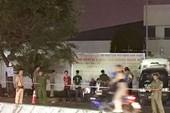 Hoảng hốt thấy thi thể người đàn ông dưới cống thoát nước