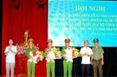 Công an Đồng Nai có 8 Phó giám đốc sau khi tinh gọn lại bộ máy
