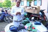 2 người chuyên đập kính ô tô ở Bình Dương, Đồng Nai bị bắt