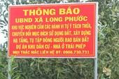 Đồng Nai: Kiểm tra việc bán đất nền của Công ty Địa ốc Alibaba