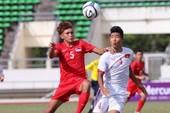 U-19 Đông Nam Á - Vietcombank Cup: Cứ như bị 'yểm bùa'