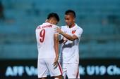U-19 Đông Nam Á: Việt Nam lên ngôi nhất bảng