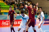 Futsal World Cup: Việt Nam kết thúc cuộc phiêu lưu